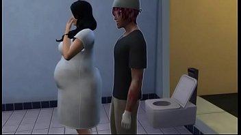 Karas domination in hospital bathroom
