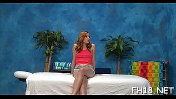 Erotic massage 5 min