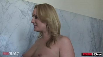 Flower Tucci drinks his piss and sucks his dick thumbnail