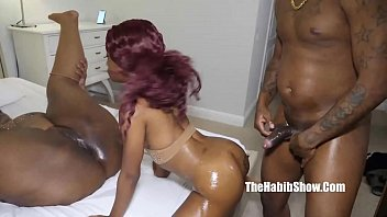 mini stallion juicy T rich da piper wild ass threesome