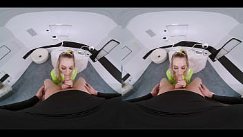 VRConk One Last Fuck With Alien Babe VR Porn 60秒