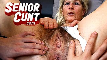 Senior porn granny Dirty czech lady beate pussy spreader games pov close-up angle