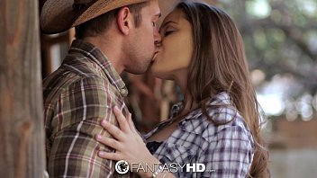 Farming strip till - Hd fantasyhd - cowgirl dani daniels rides dick at the farm