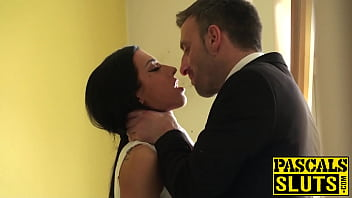Skyler McKay paid by dude in a suit to take rough dick Porno indir