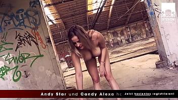 CANDY ALEXA willingly lets him thrash her pussy & she can't wait to taste some hot man milk (FULL SCENE)! StevenShame.dating