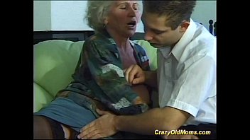 Granny mature cumshot facial movies - Busty crazy old mom needs only fresh strong cocks