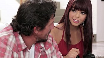 Dad ass fucks young pitite daughter - Step daughter makes sextape with her dad - gina valentina and tommy gunn
