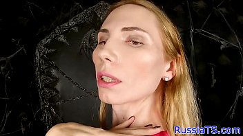 """Real Russian tgirl toying her butthole <span class=""""duration"""">6 min</span>"""