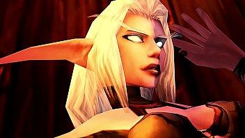Warcraft adult fan works - Hellfirev-c1-30
