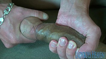 Ladyboy Foot Fe tish and Fucking g