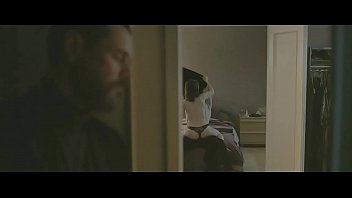 Charlotte Gainsbourg & others in Dark Crimes.  Sex club, sexual domination, rough sex, full frontal nudity, shaved pussy, videotaped sex