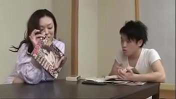 Japanese Milf withYoung Boy d. And Fuck thumbnail