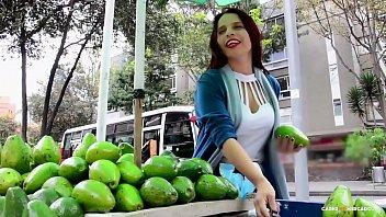 MAMACITAZ  - Sassy Colombian Teen Diana Ramirez Gets Picked Up And Fucked