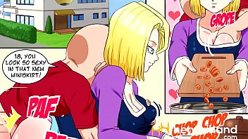 Android 18 Dragon Ball Super Hentai