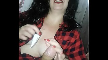 Blowjob from aunty