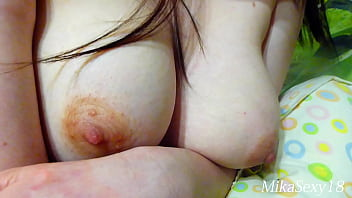Mika LOVE PLAYING IN NATURAL TITS