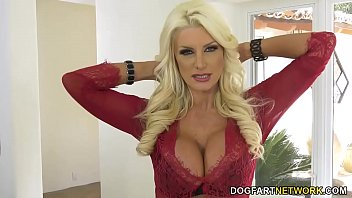 Brittany Andrews Can't Wait For Anal Sex With Big Black Cocks - Cuckold Sessions