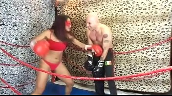 KING of INTERGENDER SPORTS MAN VS WOMEN INTERGENDER BOXING MATCH UIWP ENTERTAINMENT