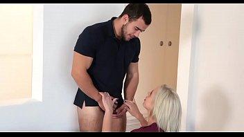 Step son and mom seduced