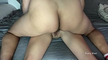 Fucked my stepsister in a tight pussy while she is resting and cum inside