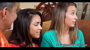 Two Dad's Agree To Fuck Each Others Hot Teen Daughters - Daughterswaphd.com
