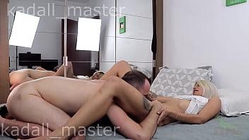 Primeiro porno da loirinha safada