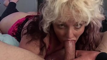 Wife cock sucker Daisy is one damn great cock gobbler..... swallow, cock sucker, deep throat, gag, blow job bettie.....she loves every inch