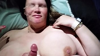 Wife facial comp Bbw cum compilation