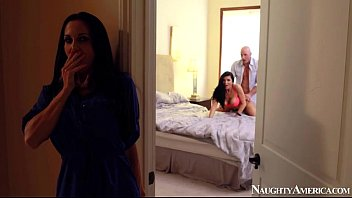 Ava Addams, Romi Rain Johnny Sins in