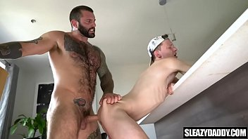 Gay daddy fucks own step son before moving out porno izle