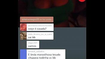 Chichona Brazilian chubby by periscope