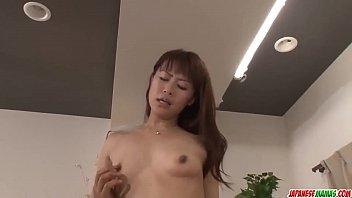 Aoi Miyama attends a Japanese orgy for the biggest dicks - More at Japanesemamas com
