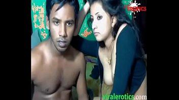 Cute Muslim Indian Girl Fucked By Husband On Webcam 29 min