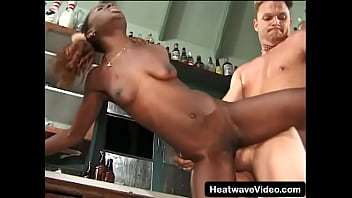 College girls takes turns riding that white cock 10 min
