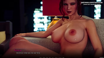 City Of Broken Dreamers   Redhead Teen Goddess With Gorgeous Big Tits And A Hot Big Ass Pussy Eating, Anal Sex And Deepthroat   My Sexiest Gameplay Moments   Part #13