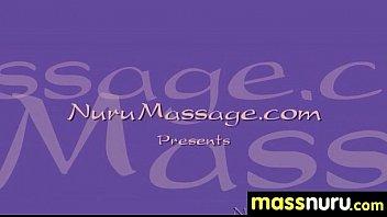 Naughty Chick G ives An Amazing Japanese Massa  Japanese Massage 1