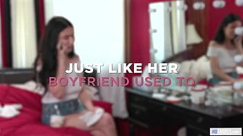 Consoling Girlfriend the lesbian way - Jade Baker, Kira Noir