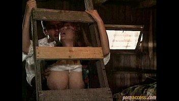 Kira kener video clip fucking in a barn - Busty cassandra pl anal inside barn