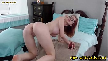 Best Redhead Camgirl Is A Deepthroat Anal Slut