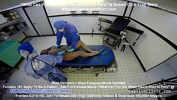 """""""What Can You Do When Your Poor In Peru"""" & President Fujimori Orders Indigenous Women Like Sheila Daniels To Be Sterilized By Doctor Tampa @CaptiveClinic.com"""