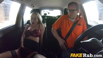 Driving Lessons Turns Into Fuck Sessions- Victoria Pure