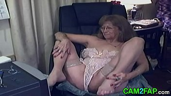 Lovely Granny with Glasses Free Mature Porn