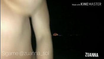 Escort Colombiana Culiando En La Playa