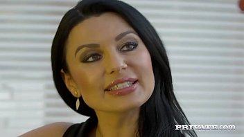 Private.com - Big Titty Mature Muff Ania Kinski Fucks Cock!