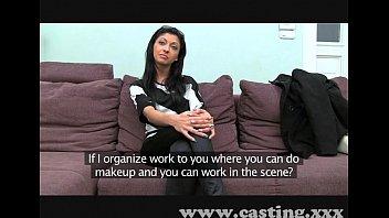 Casting She makes spunk fly 10 min