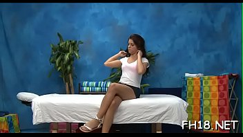See these 18 year old girls as they get fucked hard by their massagist 5 min