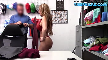Big Booty and Titty Milf Have To Remove Clothes - Richelle Ryan, Chad White - Shoplyfter Mylf 8分钟