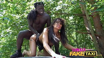 Porn In The Woods With Black Fucked By Whore Taxi Driver