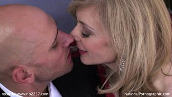 Nina Hartley-Driving Miss Hartley with Johnny Sins in cougars in heat thumbnail