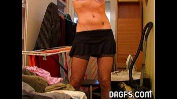Great amateur striptease